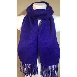 """Alpaca Carrasco Winter Purple Scarf 5"""" x 60"""""""